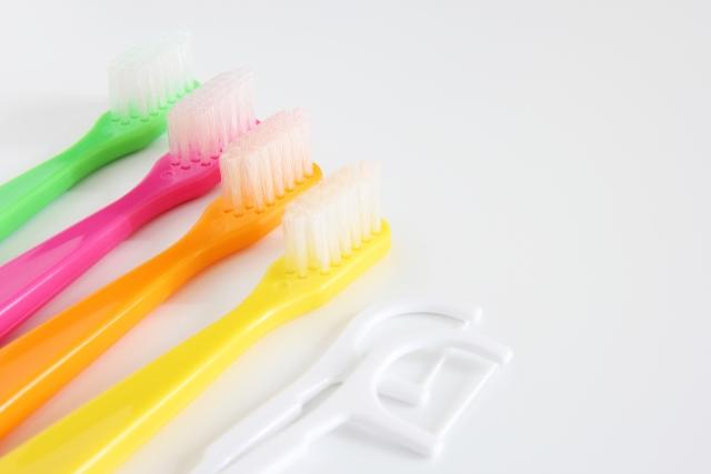クレイを使用した歯磨き講座